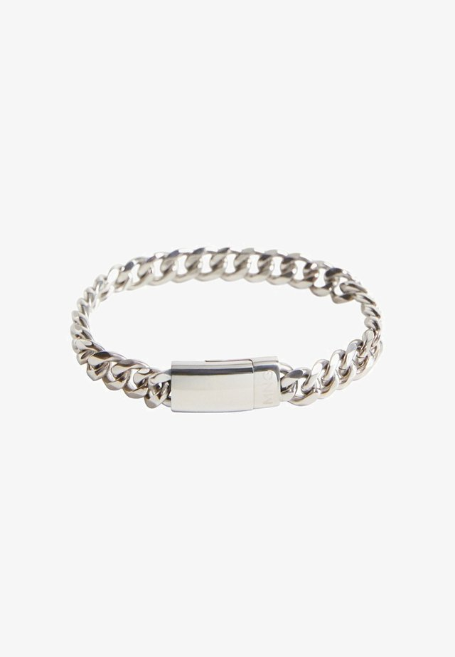 CHAIN2 - Armband - argent
