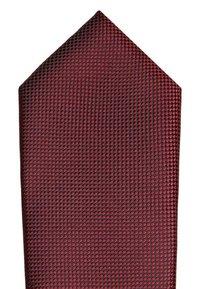 Mango - BASIC - Cravatta - bordeaux - 1