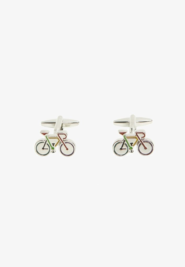 BICYCLE - Manschettenknopf - zilver