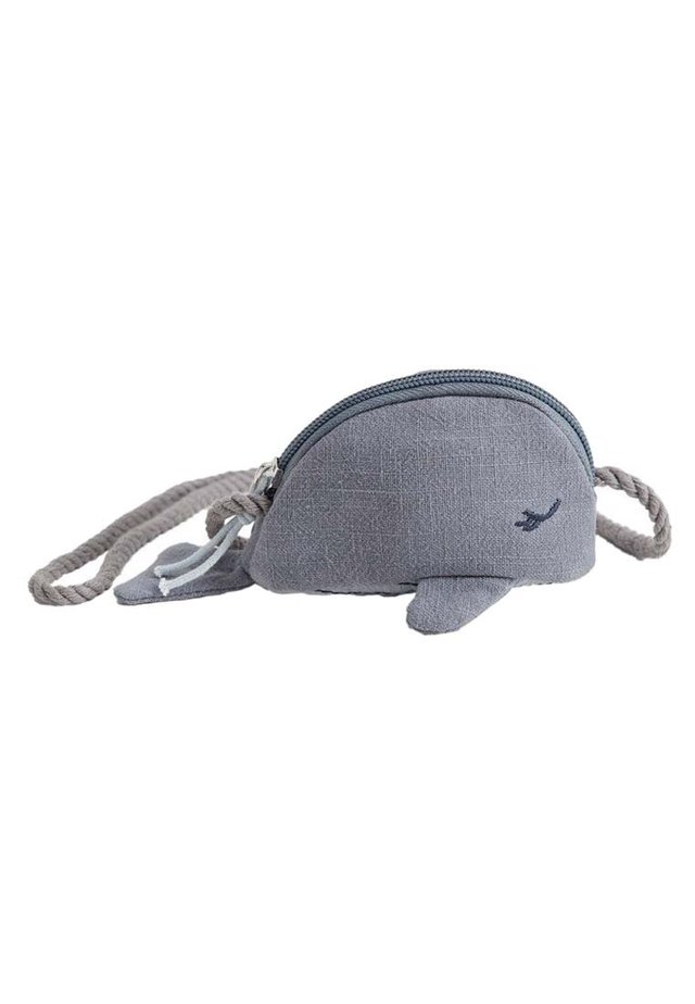 WHALE - Sac bandoulière - dunkles marineblau