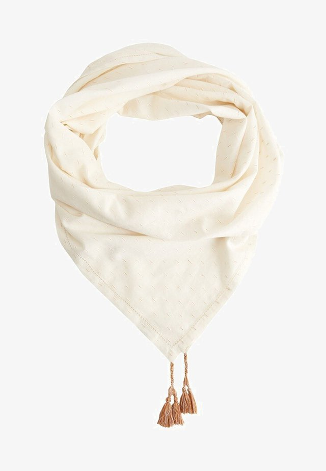 LLUM - Schal - creamy white