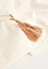 Mango - LLUM - Écharpe - creamy white - 2