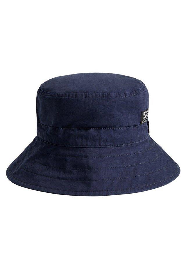 FISCHERHUT AUS BAUMWOLLE - Hat - dunkles marineblau