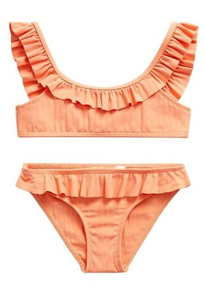 RIBBY - Bikini - rosso mattone
