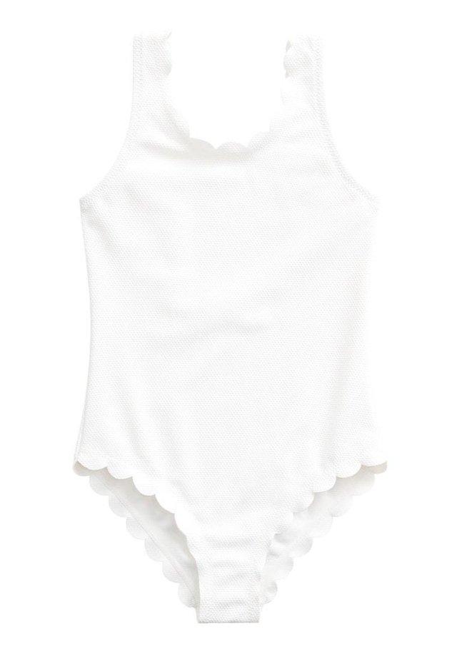 ELI - Costume da bagno - weiß