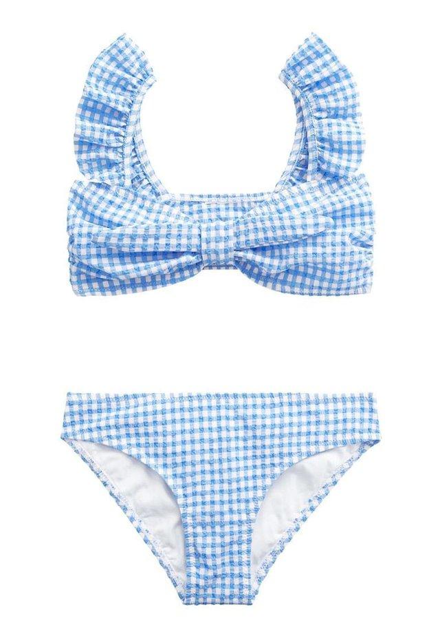 RUFIE - Bikini - blauw