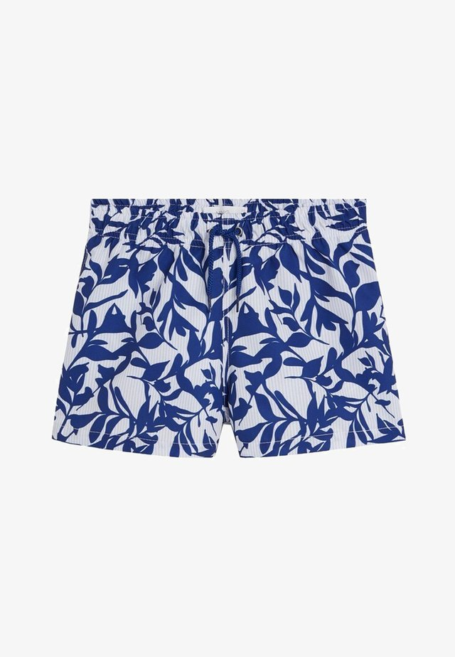 INDIE - Shorts da mare - blu marino scuro