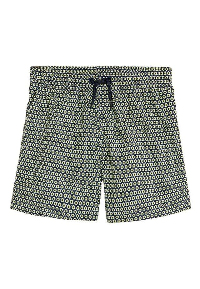 GEO - Shorts da mare - yellow