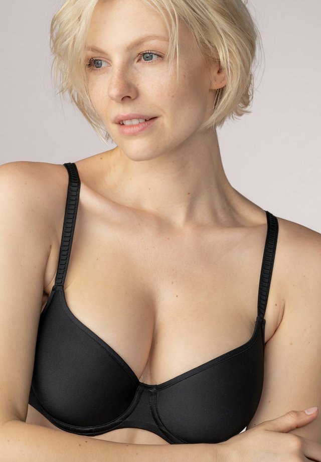 SPACER - Underwired bra - black