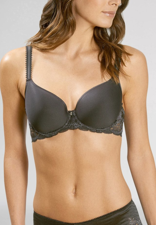 Underwired bra - anthracite