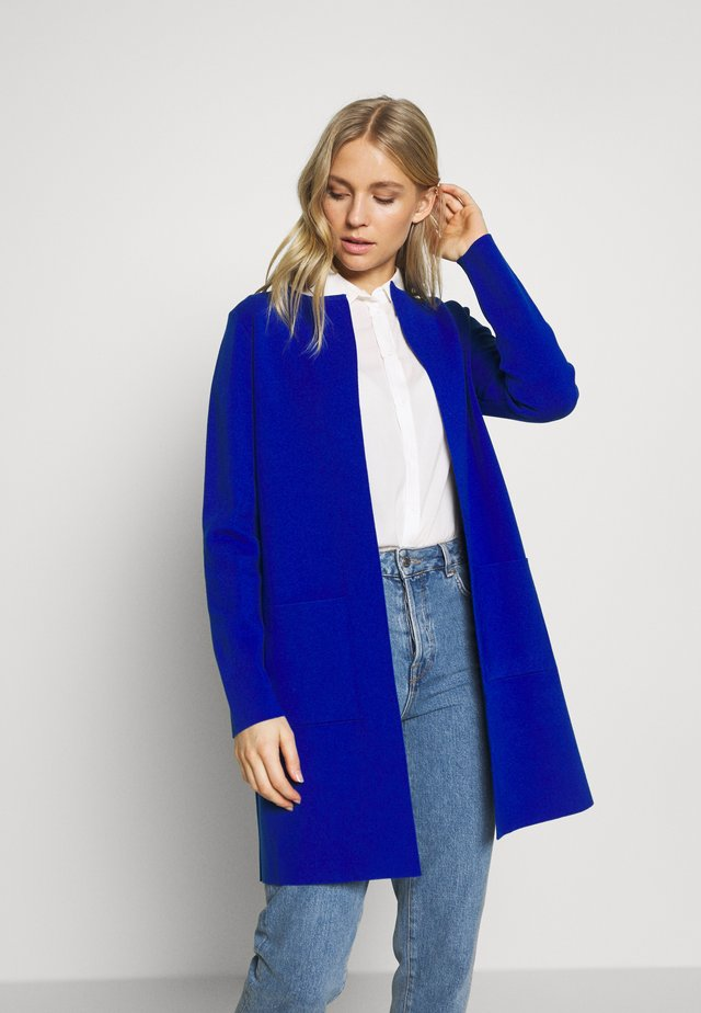 CARDIGAN - Kardigan - bright blue