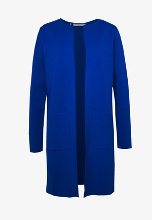 CARDIGAN - Strickjacke - bright blue