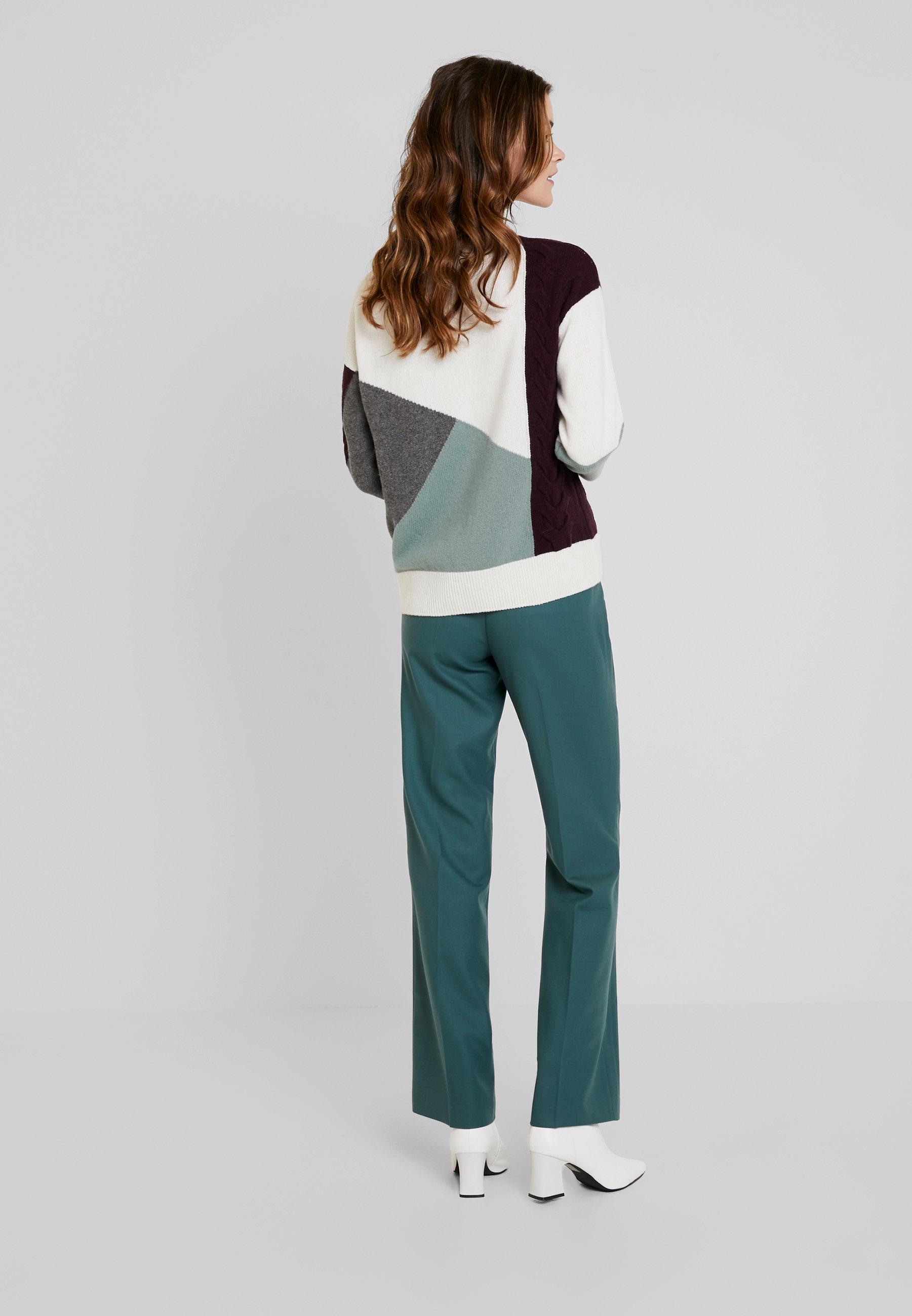 MAERZ Muenchen RUNDHALS 1/1 ARM - Pullover new white