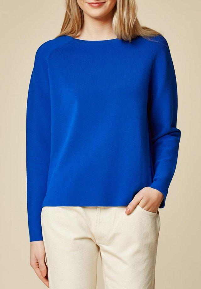 Jumper - bright blue