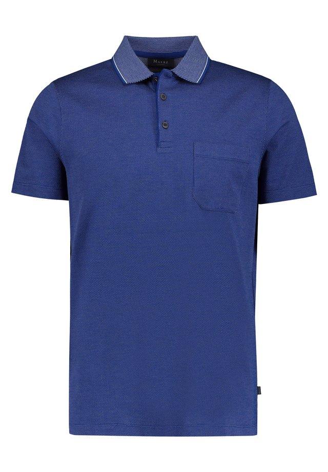 MAERZ MUENCHEN HERREN POLOSHIRT KURZARM - Polo shirt - regatta (57)