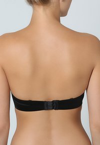 Maidenform - SMOOTH COMFORT  - Axelbandslös bh / Multifunktionsbh - black - 1