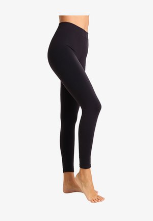 FAT FREE DRESSING  - Leggings - Stockings - black