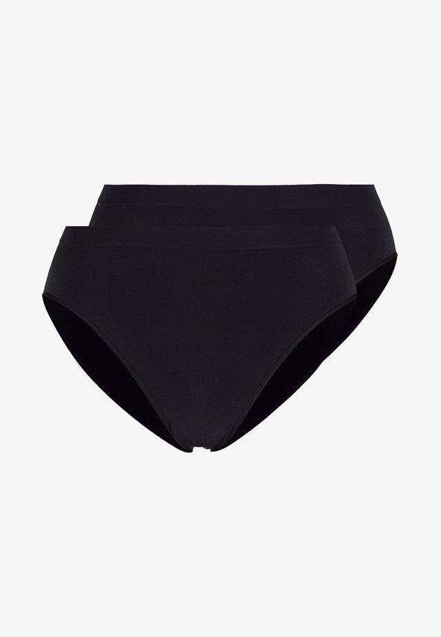 EVERYDAY CONTROL 2 PACK - Lingerie sculptante - black