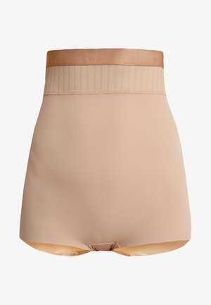 FIRM FOUNDATIONS  STAY PUT HI-WAIST BRIEF - Intimo modellante - nude/beige
