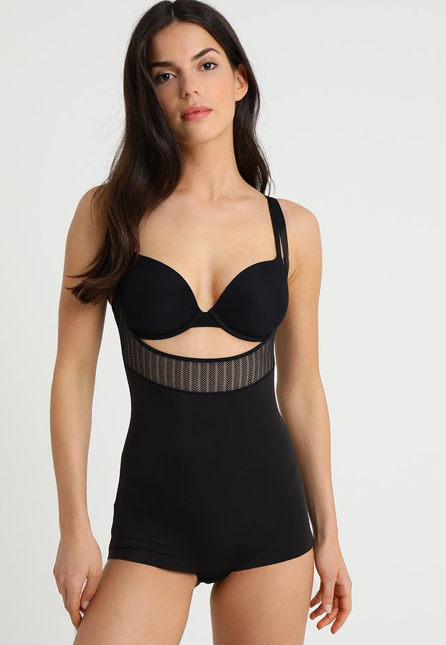 FIRM FOUNDATIONS STAY BODY SHAPER - Body - black