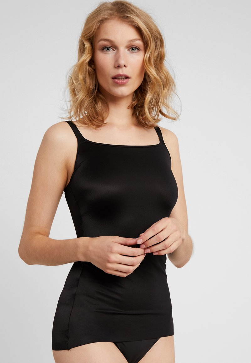 Maidenform - SHAPING CAMISOLE COVER YOURBASES - Shapewear - black