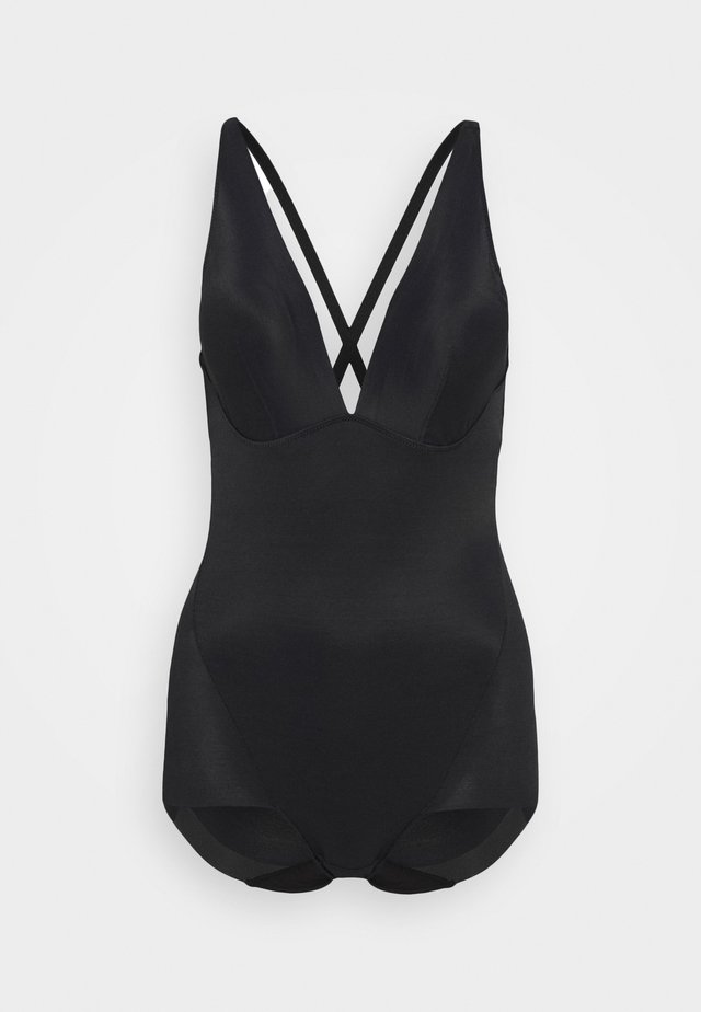 EASY GLIDE ON AND OFF LOW BACK COOL COMFORT - Body - black
