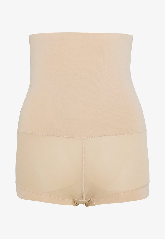 HIGH WAIST BOYSHORT - Shapewear - nude