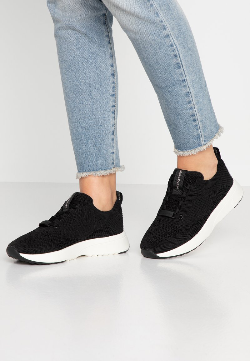 Marc O'Polo - Trainers - black