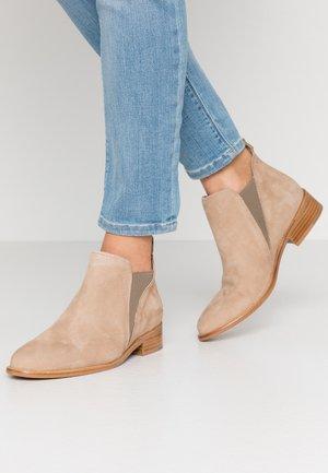 Boots à talons - sand