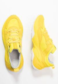 Marc O'Polo - CRUZ - Sneakers laag - yellow - 3