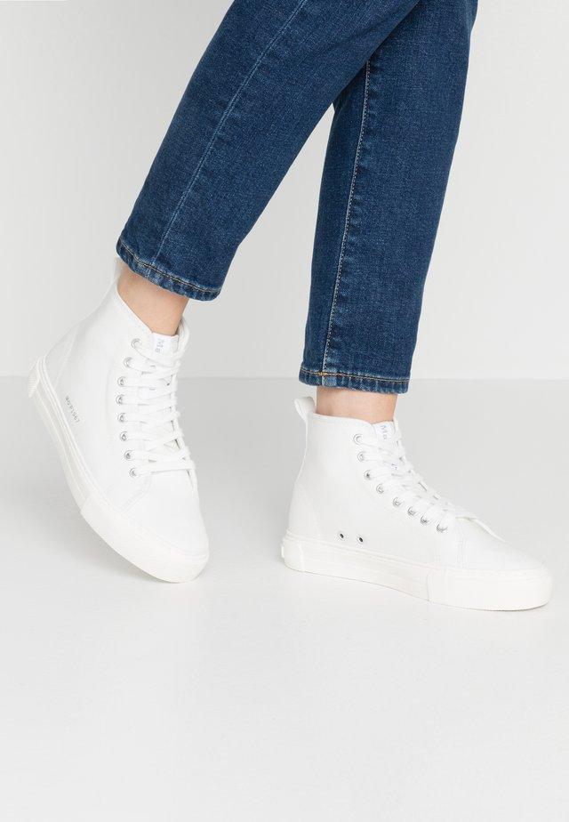 VENUSE  - Höga sneakers - offwhite