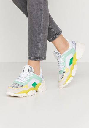 JULIA - Sneakers laag - mint