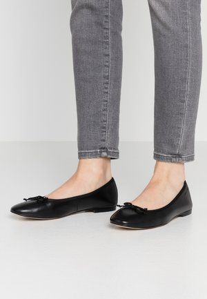 MAGDA 1B - Ballet pumps - black