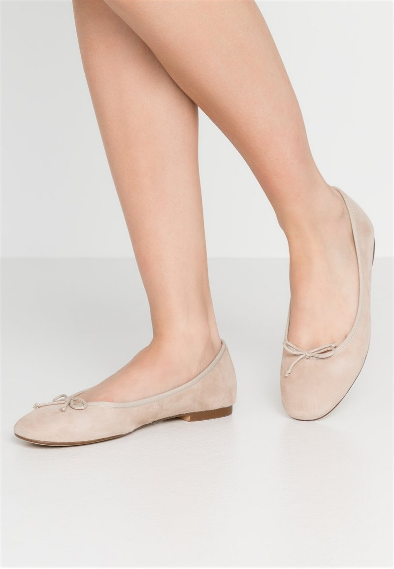 Marc O'Polo - MAGDA  - Ballet pumps - sand