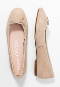 Marc O'Polo - MAGDA  - Ballet pumps - sand - 3