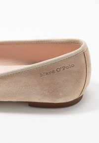 Marc O'Polo - MAGDA  - Ballet pumps - sand - 2