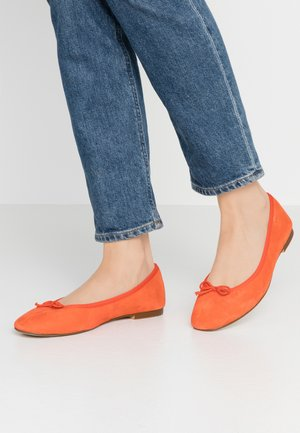 MAGDA  - Ballet pumps - orange