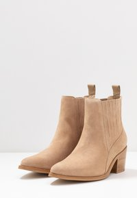 Marc O'Polo - JANET 3A - Ankle boots - sand - 4