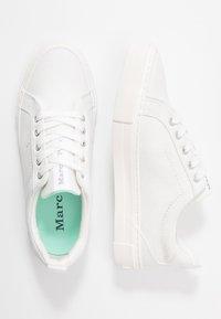 Marc O'Polo - VENUSE  - Sneakersy niskie - offwhite - 3