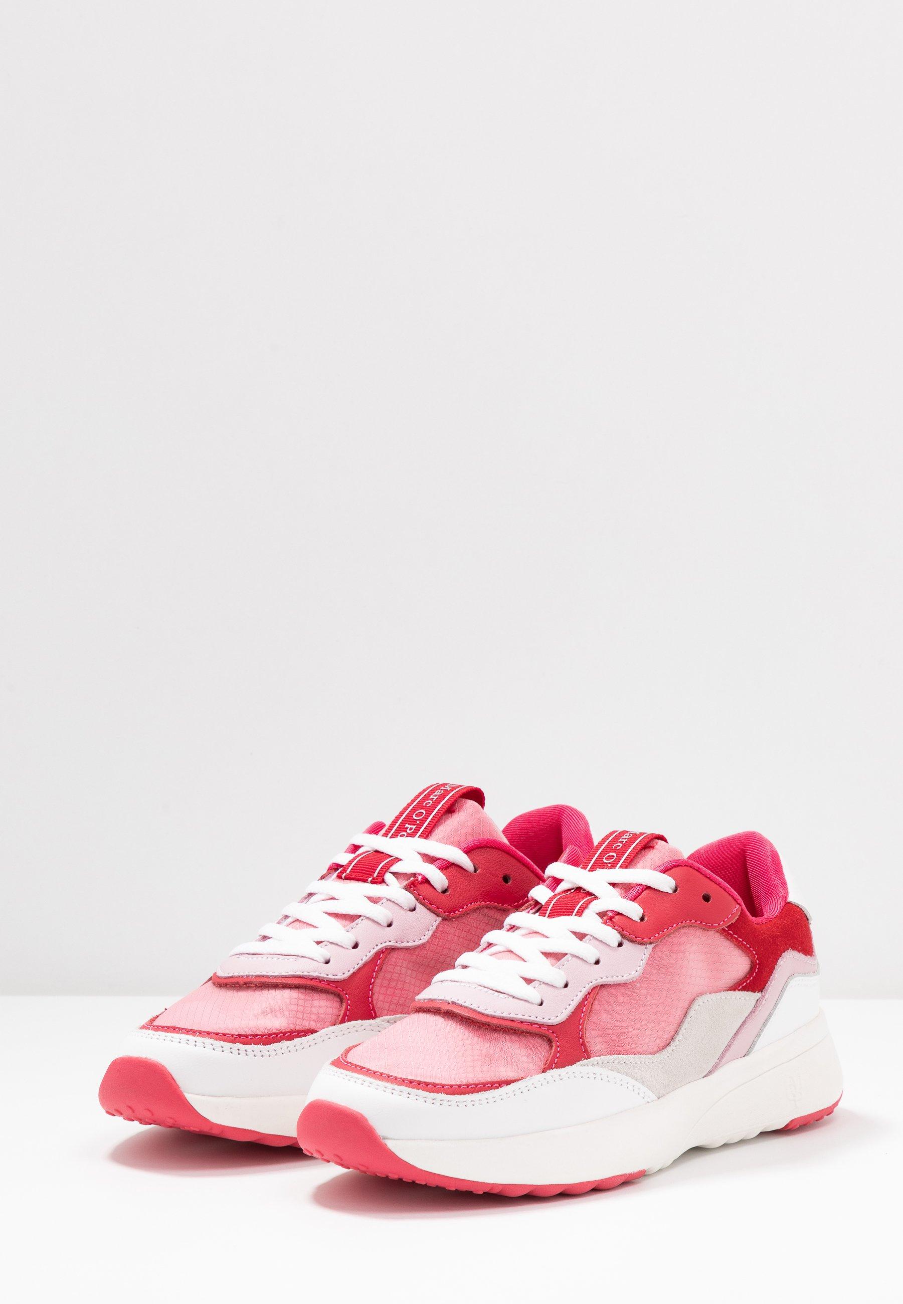 Marc O'Polo LOLETA - Sneakersy niskie - rose