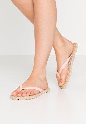 BEACH  - Pool shoes - rose