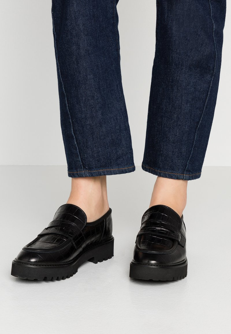 Marc O'Polo - Slip-ons - black