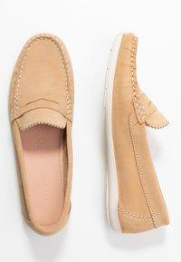Marc O'Polo - NATASHA  - Slippers - sand - 3