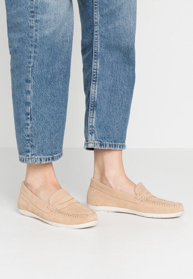 NATASHA  - Loafers - sand