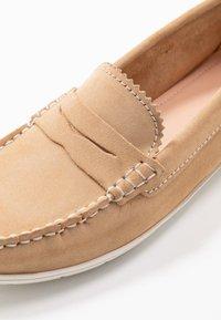 Marc O'Polo - NATASHA  - Slippers - sand - 2