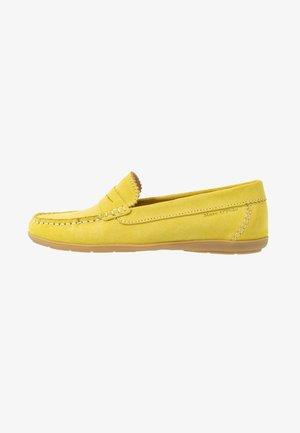 NATASHA  - Slip-ons - yellow