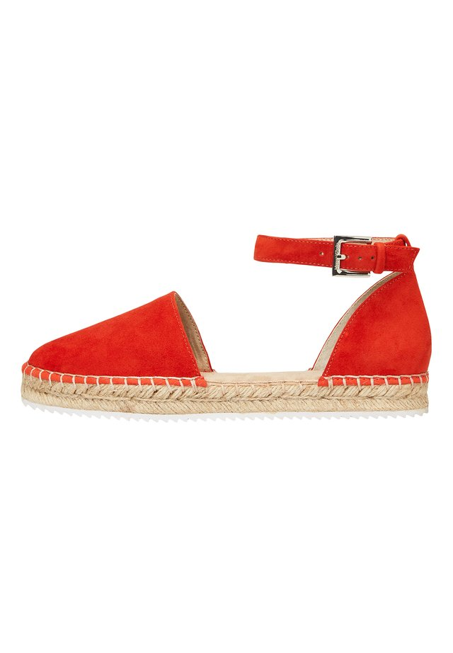 GEM - Espadrilles - orange