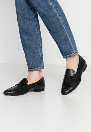 GIGI  - Nazouvací boty - black