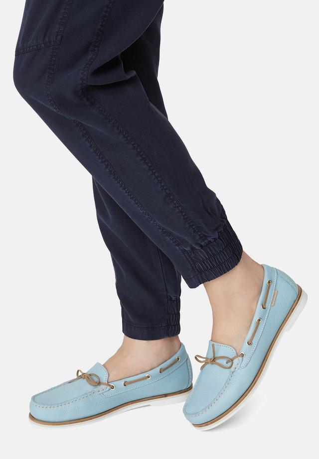 NADINE  - Bootsschuh - light blue