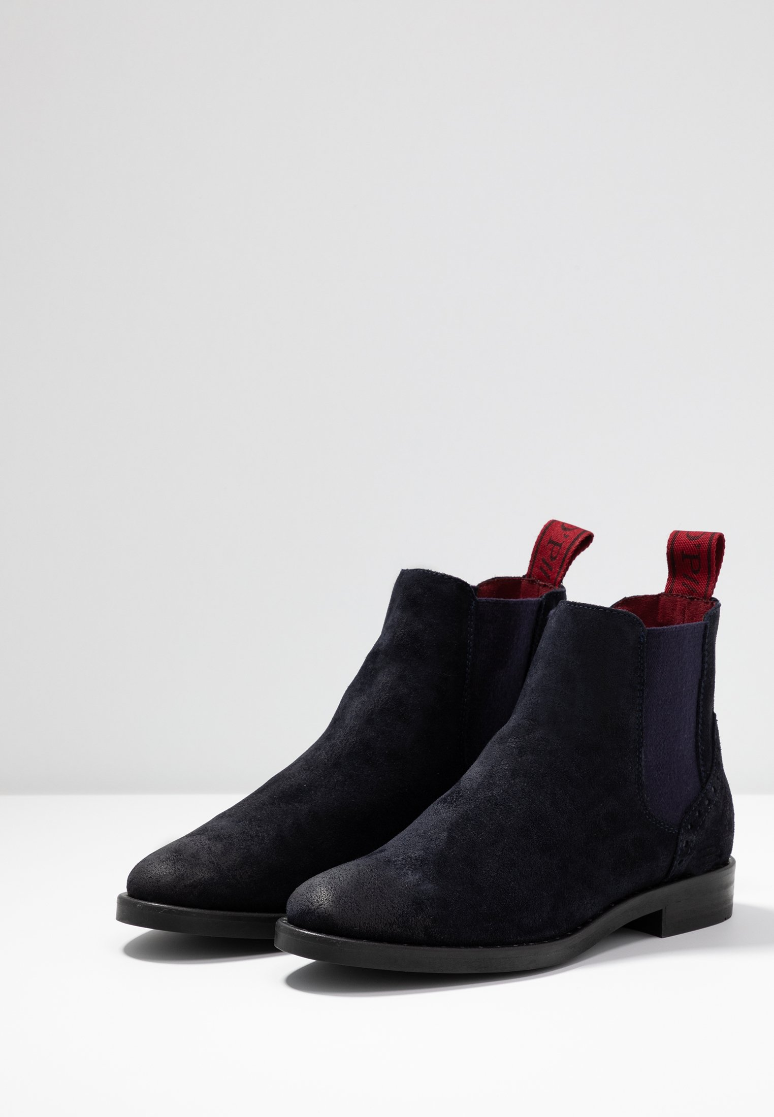 Marc O'polo Ankle Boot - Navy Black Friday